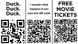 The QR Code. The What??