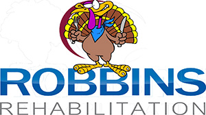 Robbins Rehabilitation Turkey Give: Happy Thanksgiving for all of the Lehigh Valley
